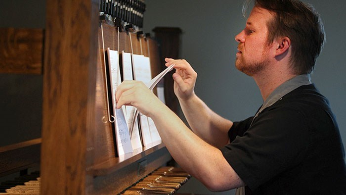 Carillon Series Concert: Jeremy Chesman