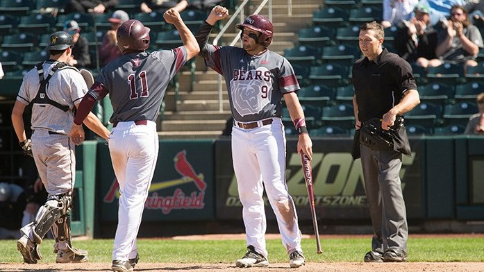 Missouri State University Baseball vs Illinois State