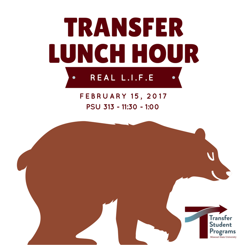 Transfer Student Lunch Hour