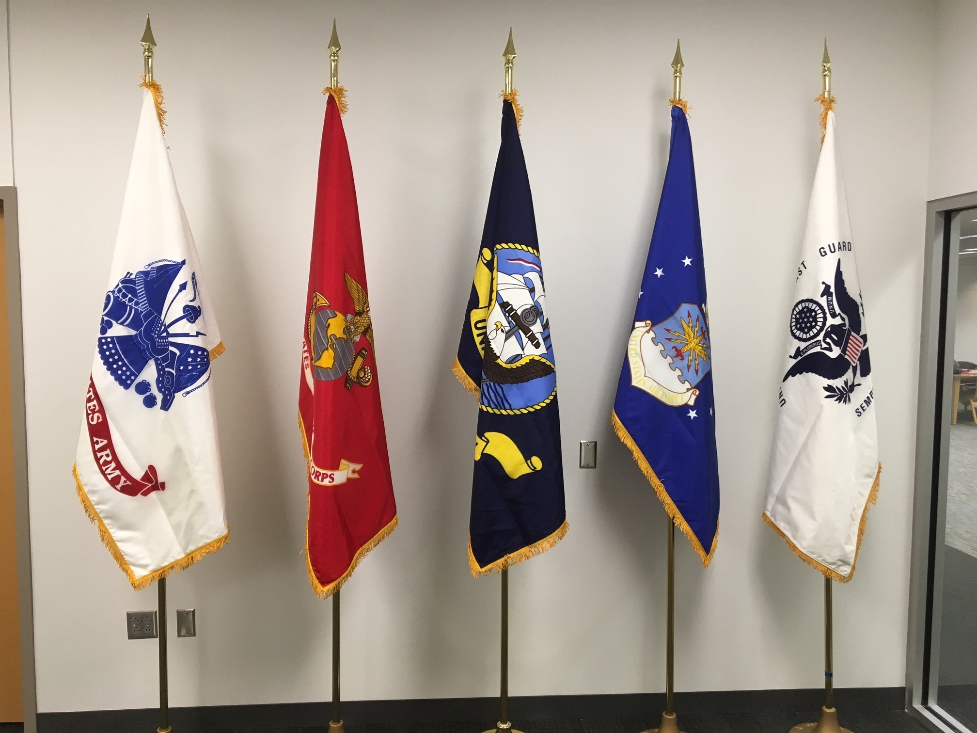 Grand Opening: Oldham Family Veteran Student Center