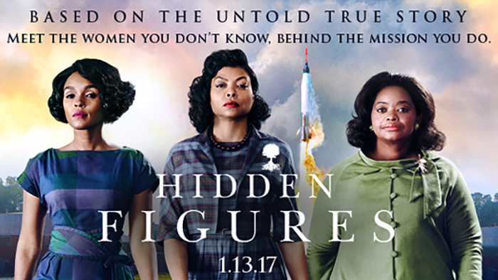 Women's HERstory Month Kick-Off: Hidden Figures Film Screening