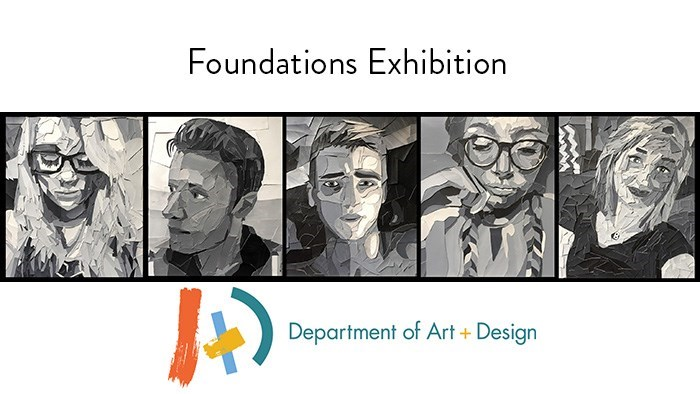 MSU Art+Design: Foundations Exhibition