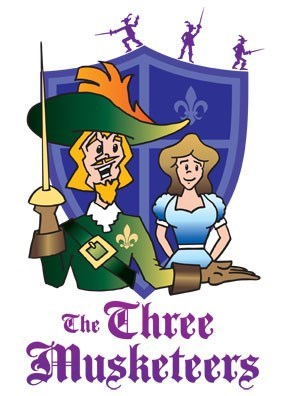The Three Musketeers at Tent Theatre