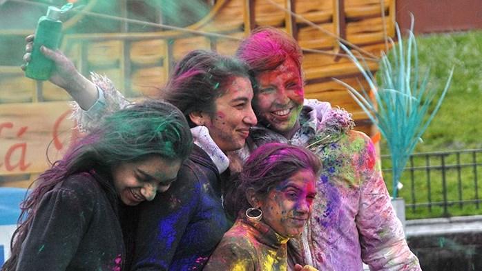 Holi Celebration 2017