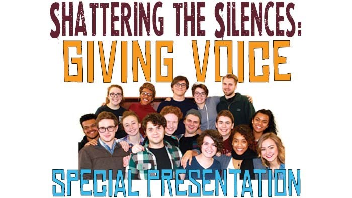 Shattering The Silences: Giving Voice Special Presentation