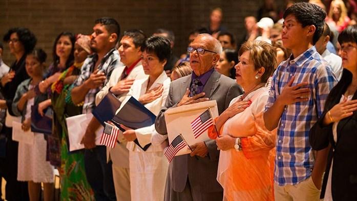 PAW Event - U.S. Naturalization Ceremony
