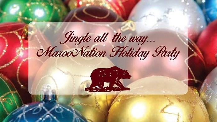 MarooNation: Kansas City Holiday Party