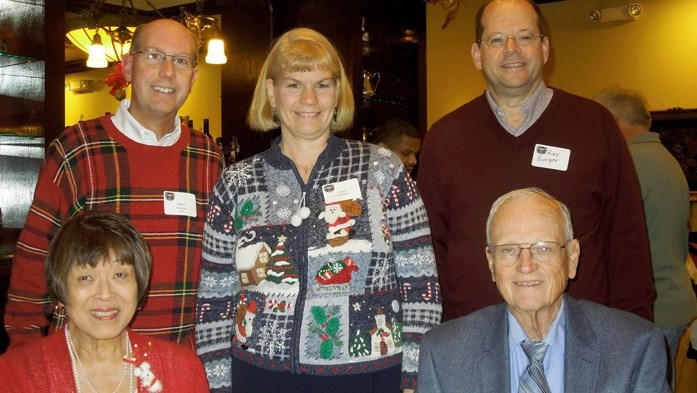 MarooNation: St. Louis Holiday Party
