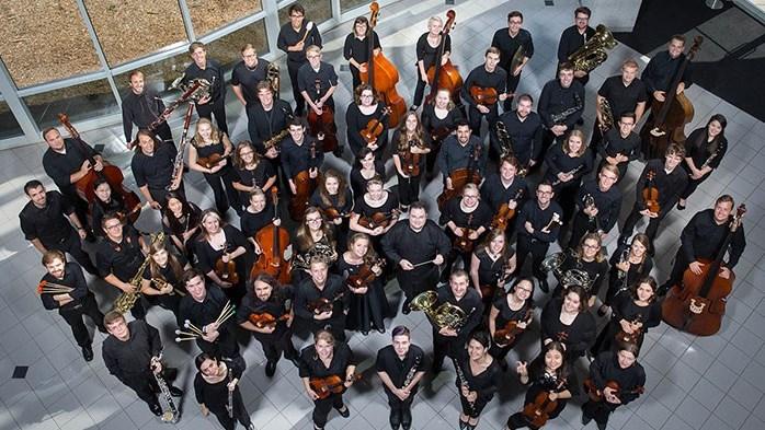 University Symphony Orchestra: BRAHMS & DVORAK