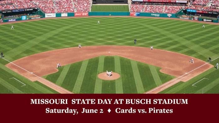 Missouri State Day at Busch Stadium: June 2018