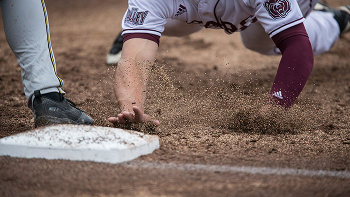Missouri State University Baseball at Oral Roberts