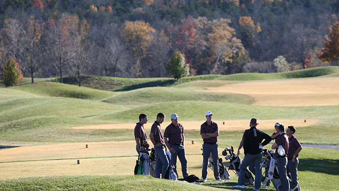 Missouri State University Men's Golf at Derek Dolenc Invitational