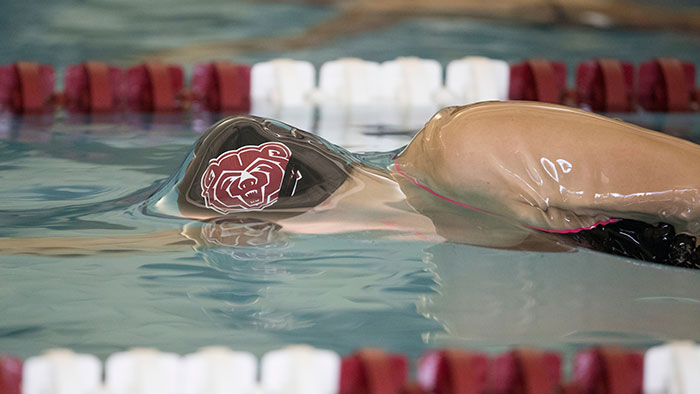 Missouri State University Swimming and Diving at Drury
