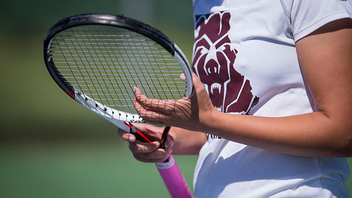 Missouri State University Women's Tennis at UNO