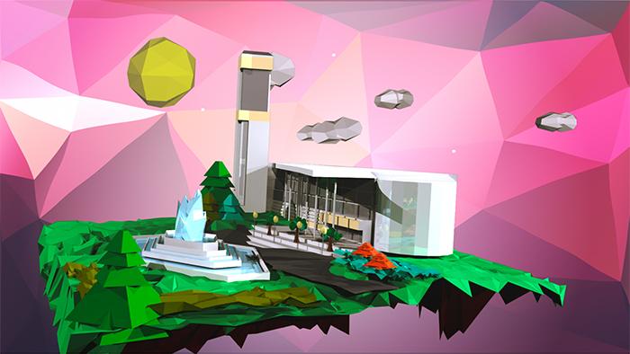 Campus animation