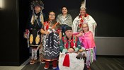 Native American and Indigenous Heritage Month Reception and Performance