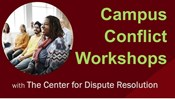 CANCELED: Campus Conflict Workshop: Apology and Forgiveness