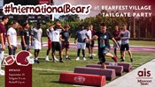 International Bears at BearFest Village