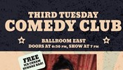 SAC Third Tuesday Comedy Club: Andrew Orolfo