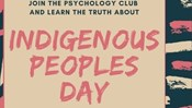 Psychology Club Presents: Indigenous Peoples Day