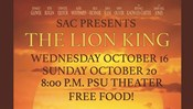 SAC Films: The Lion King