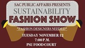 SAC Presents: Sustainable Fashion Show
