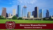 Houston MarooNation: October 2018