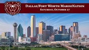 Dallas/Fort Worth MarooNation: October 2018