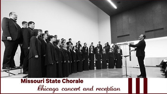 Missouri State Chorale Concert - Chicago