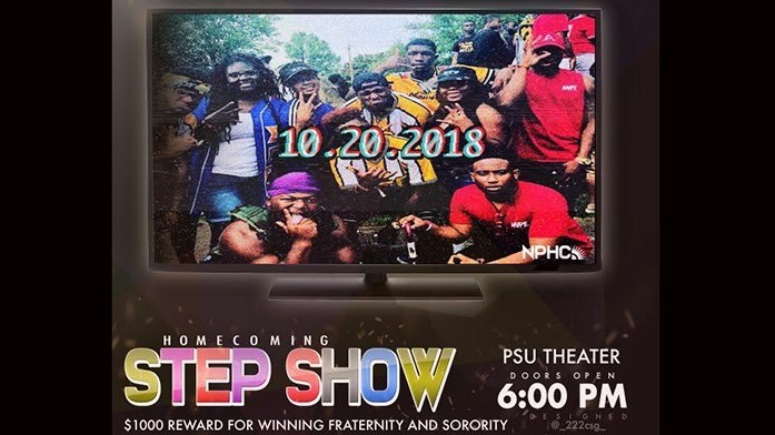 NPHC Homecoming Stepshow