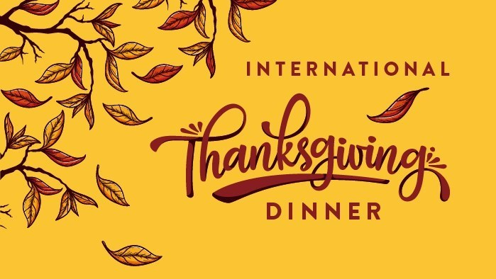 International Thanksgiving Dinner
