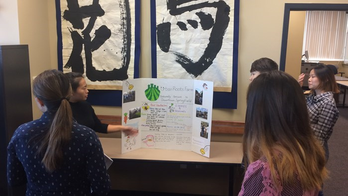 Ningxia Program Poster Presentations