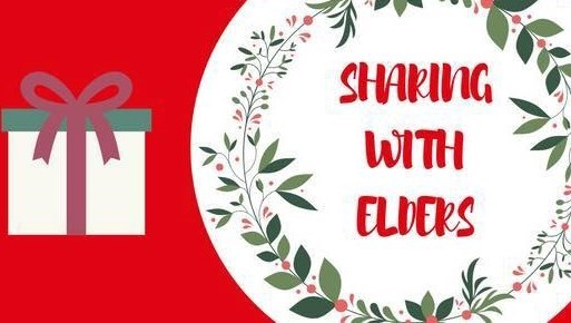 Gerontology Club - Sharing with Elders Gift Drive