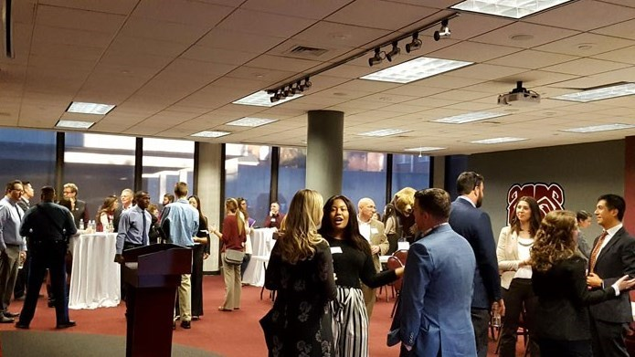 Springfield MarooNation Speed Networking: February 2019