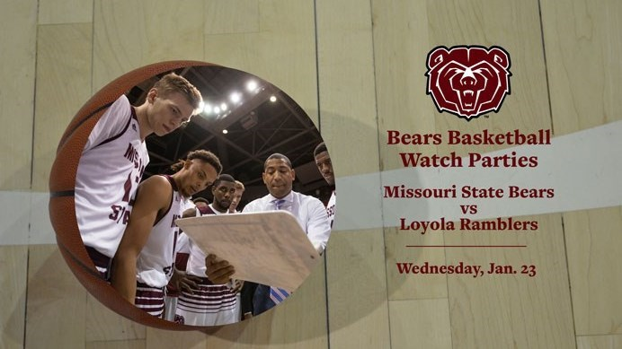 Missouri State Bears Basketball Watch Parties