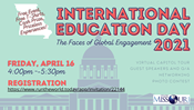 International Education Day: The Faces of Global Engagement