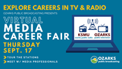 Ozarks Public Broadcasting's Media Career Fair