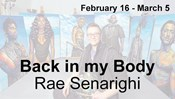 Back in my Body featuring Rae Senarighi