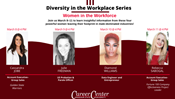 Women in the Workforce Instagram Live Series