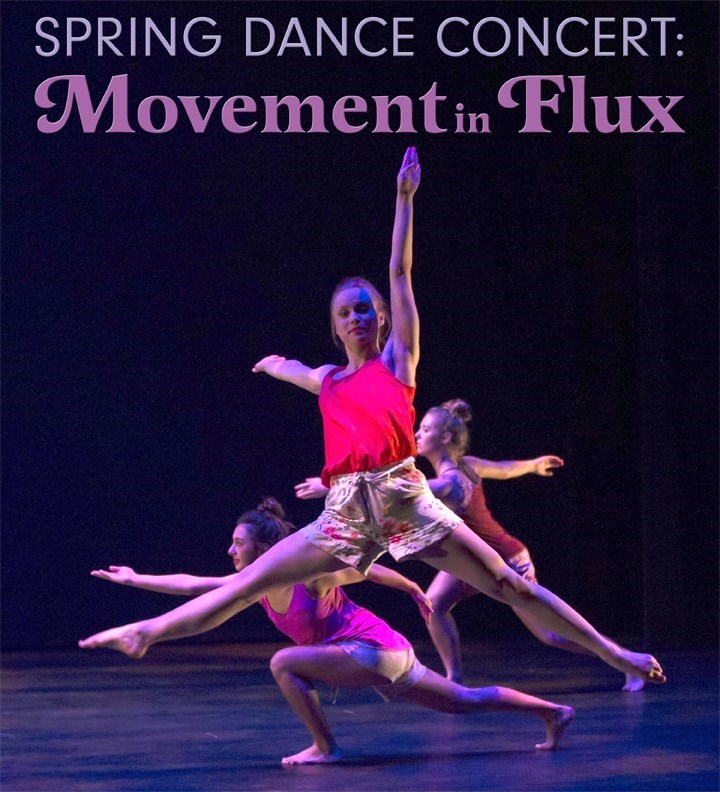 Spring Dance: Movement in Flux