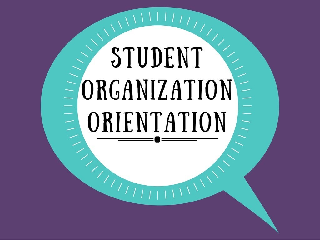 Student Organization Orientation [Club Sports Only]