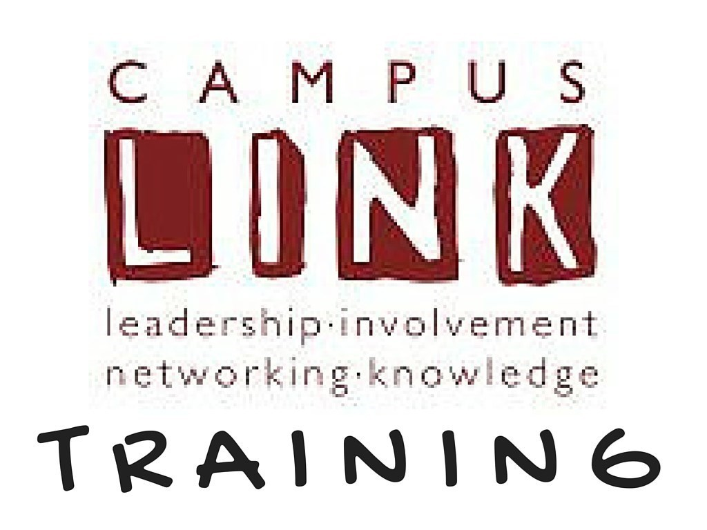 CampusLINK Training
