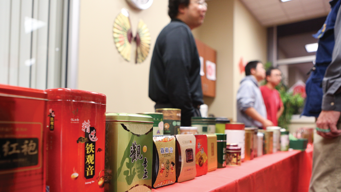 Chinese Tea Workshop and Tasting