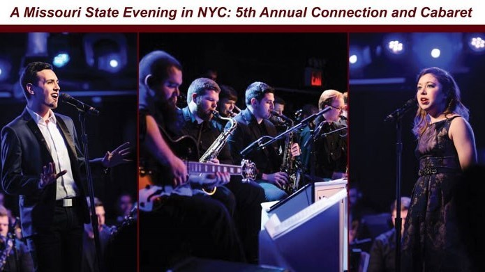 A Missouri State Evening in NYC: 5th Annual Connection and Cabaret