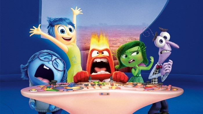 Inside Out - February Film Series
