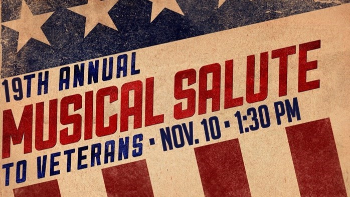 19th Annual Musical Salute to Veterans