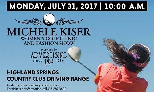 Michele Kiser Women's Golf Clinic & Fashion Show presented by Advertising Plus