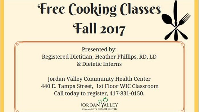 Free Community Cooking Class: Tips and Tricks to Enjoying the Holidays While Avoiding Weight Gain