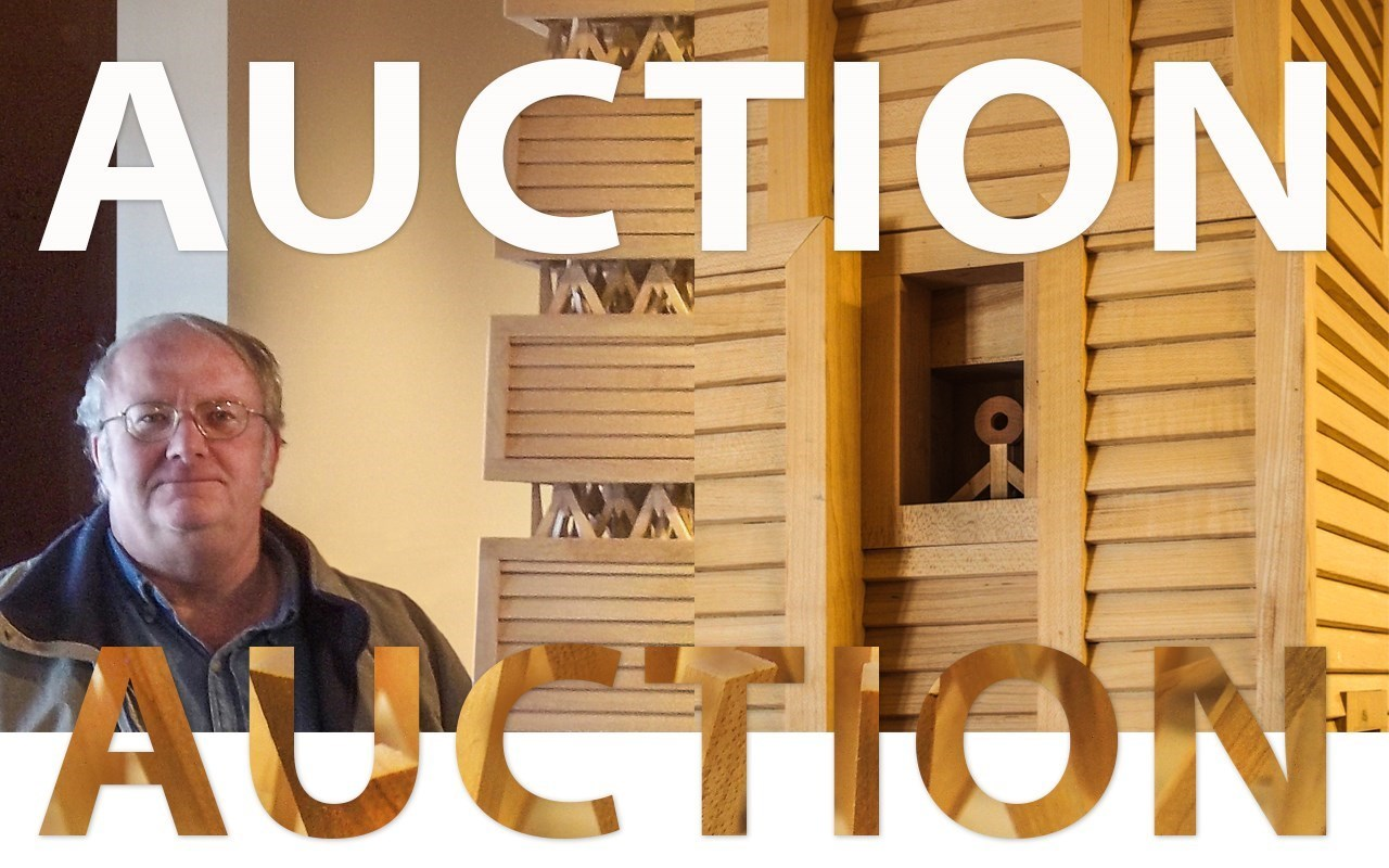 Dwaine Crigger Exhibition and Auction