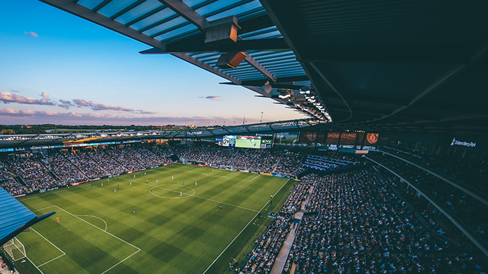 MarooNation: Sporting Kansas City soccer game
